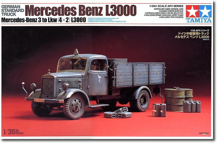 Mercedes Benz L3000 with acc