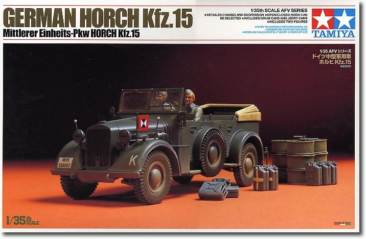 Horch Kfz 15 with acc