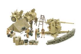 88mm Flak Siege Of Tobruk