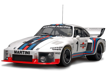 Porsche 935 Martini with Etch parts