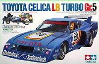 Toyota Celica LB Turbo Gr5 (may have soiled decal)