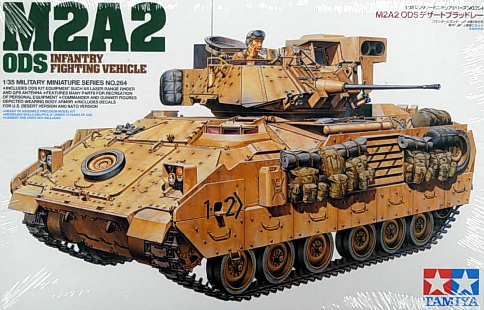 M2A2 Ods. Infantry Vehicle